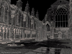 Holyrood Abbey Church