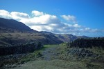 View From the Hardknott Fort